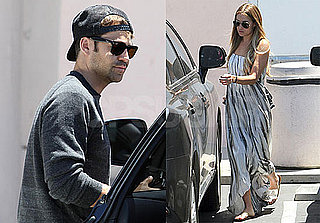 Pictures of Lauren Conrad And Kyle Howard Together in LA Over Memorial Day Weekend