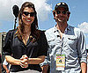 Slide Picture of Jessica Biel and Bradley Cooper at NASCAR Event in North Carolina