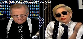 Lady Gaga on Lupus, Ice Baths, and Antismoking Vaccine