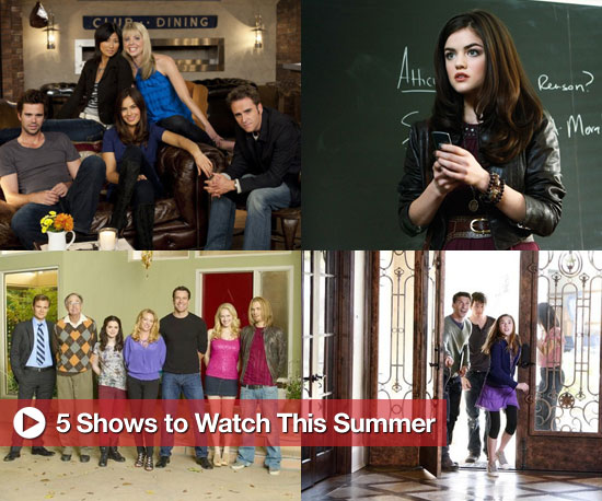 5 New Shows to Watch This Summer