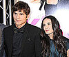 Slide Picture of Demi Moore and Ashton Kutcher at LA Killers Premiere