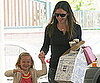Slide Picture of Jennifer Garner and Violet Affleck in LA 2010-06-04 06:30:09