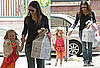 Pictures of Jennifer Garner and Violet Affleck After School in LA
