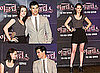 Pictures of Kristen Stewart and Taylor Lautner Promoting Eclipse in Seoul South Korea