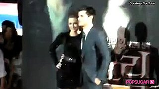 Video of Kristen Stewart and Taylor Lautner in South Korea For Eclipse 2010-06-03 10:43:35