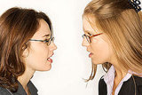 The problem: You're having an interpersonal issue with a co-worker.