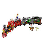 Lego Western Train Chase