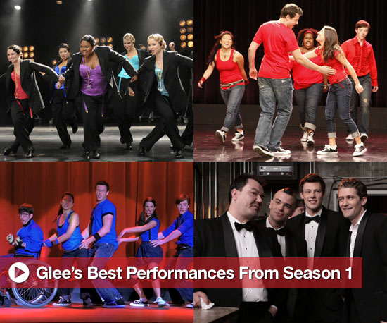 Top 10 Glee Performances