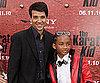 Slide Picture of Ralph Macchio at Karate Kid Premiere With Jaden Smith