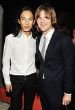 Alexander Wang, John Whitledge  Getty
