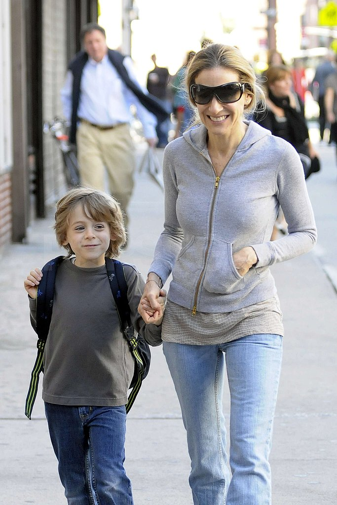 Pictures of SJP and JWB