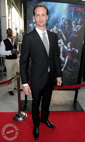 Alex at True Blood season 3 premiere