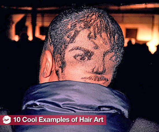 10 Mind-Blowing Kinds of Hair Art