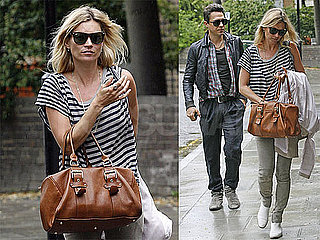 Pictures of Kate Moss And Jamie Hince Together in London 2010-06-09 15:00:00