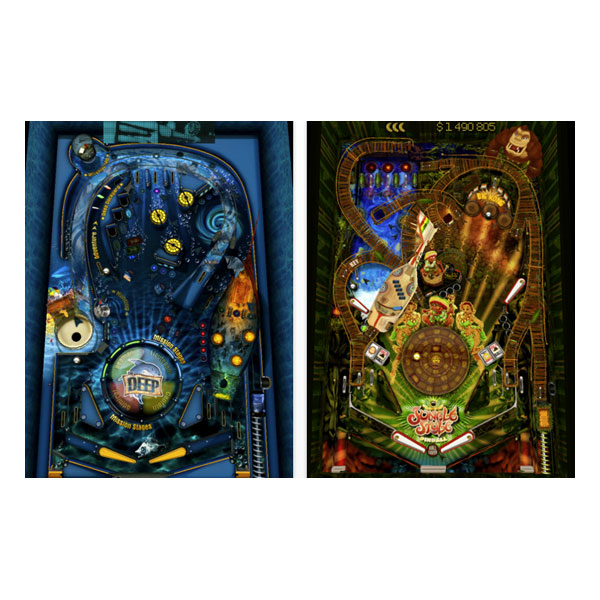 Pinball HD for iPad ($3)