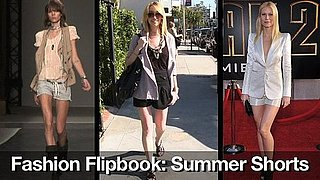 FabTV: Fashion Flipbook, Summer Shorts!