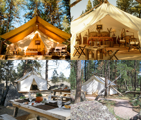 Gone Glamping: Where Glamour Meets Camping