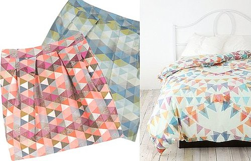 Bedroom Design Inspired by Matthew Williamson's Multicolor Skirts