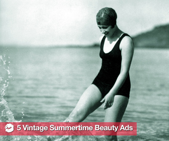 Vintage Beauty Ads That'll Surprise (or Perplex) You