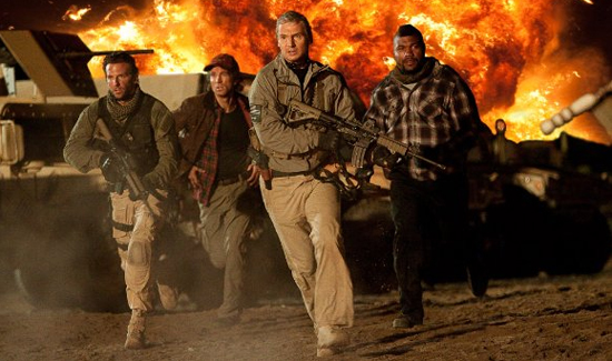 Review of The A-Team Starring Bradley Cooper, Liam Neeson, and Jessica Biel