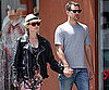 Slide Picture of Joshua Jackson and Diane Kruger in Venice