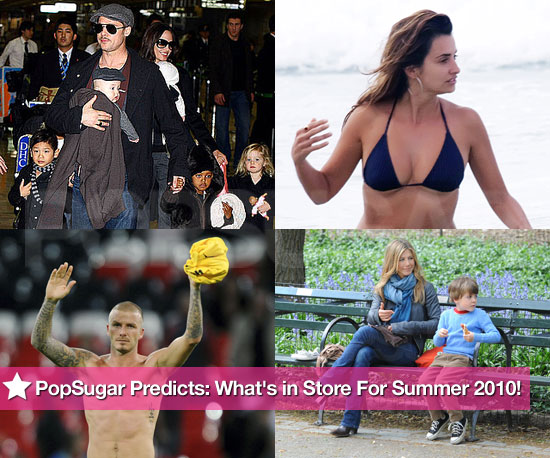 PopSugar Predicts: What's in Store For Summer 2010!