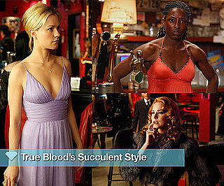 Clothing on True Blood