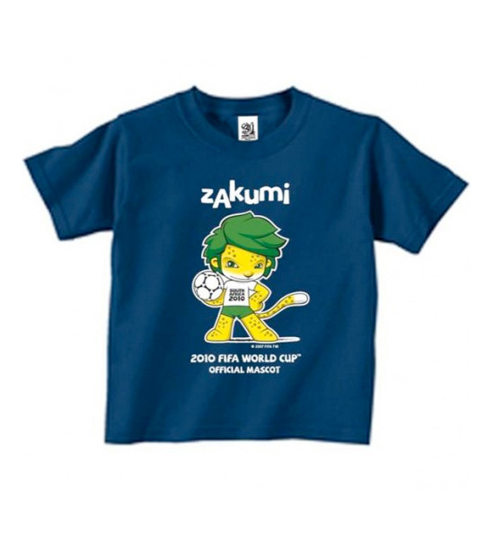 2010 FIFA World Cup Zakumi Toddler T-Shirt