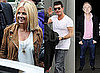 Pictures of Geri Halliwell, Louis Walsh and Simon Cowell at X Factor Auditions in Glasgow, Pixie Lott is Next X Factor Judge