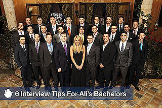 Advice For The Bachelorette Contestants