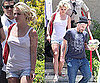 Pictures of Britney Spears Shopping in LA With Jason Trawick