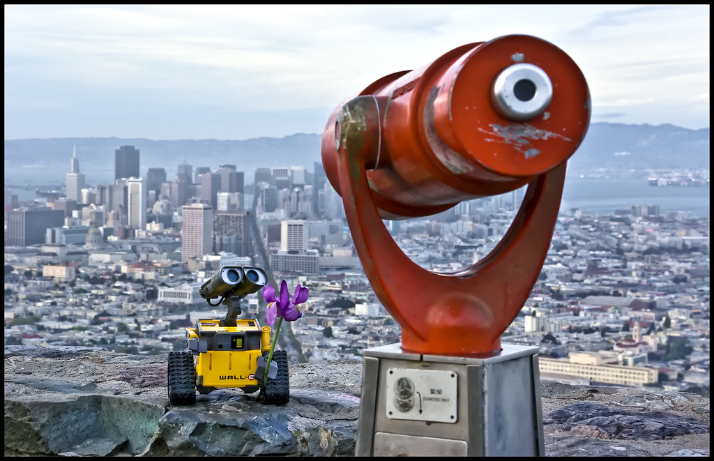 Photos of Flickr Wall-E