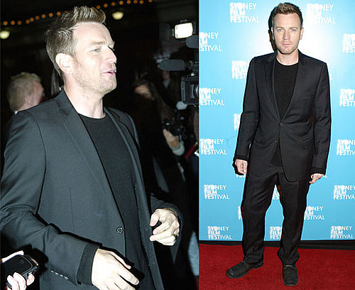 Pictures of Ewan McGregor at the Sydney Film Festival Premiere of The Ghost Writer 2010-06-14 22:00:20