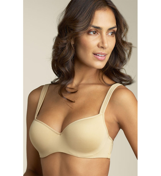 The Perfect T-Shirt Bra