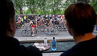 Pictures of World Naked Bike Ride