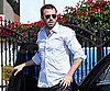 Slide Picture of Ben Affleck in Santa Monica