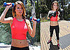 Pictures of Audrina Patridge Showing Abs at a Muscle Milk Event 2010-06-16 21:30:36