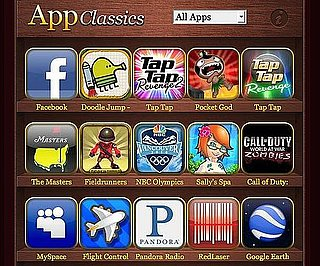 App Classics Website Organizes Top iTunes Apps by Category
