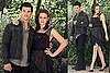 Pictures of Kristen Stewart And Taylor Lautner Promoting Eclipse in Rome 2010-06-17 06:45:00