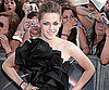 Slide Picture of Kristen Stewart at Rome Premiere of Eclipse