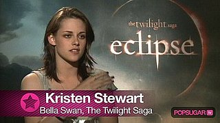 Video of Kristen Stewart Interview For Eclipse 2010-06-18 03:00:00