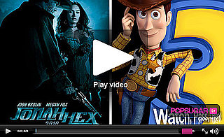 Video Movie Reviews For Toy Story 3 and Jonah Hex