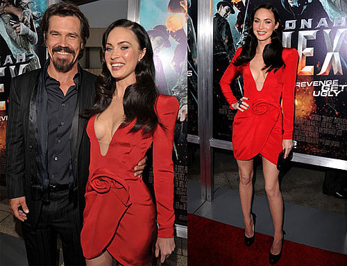 Pictures of Josh Brolin, Megan Fox, Diane Lane, Barbara Streisand, and James Brolin at LA Premiere of Jonah Hex 2010-06-20 19:00:22