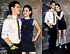 Pictures of Kristen Stewart And Taylor Lautner Promoting Eclipse in Germany