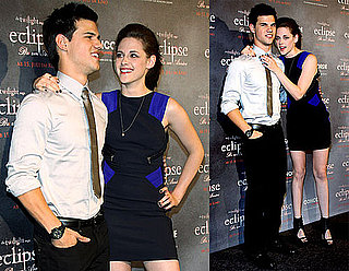 Pictures of Kristen Stewart And Taylor Lautner Promoting Eclipse in Germany 2010-06-18 07:55:42