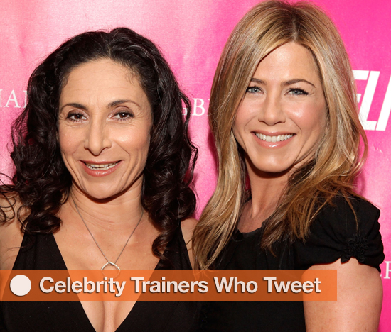 What Celebrity Trainers Are Tweeting