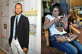 Bob Harper and Jillian Michaels