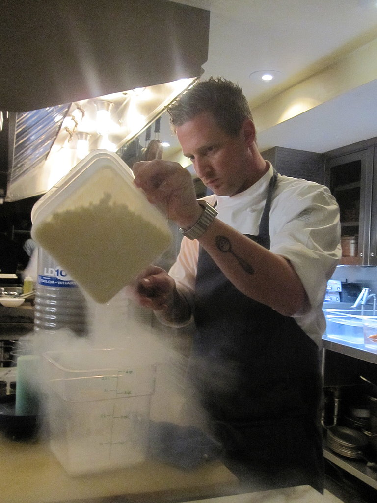 Michael and Bryan Voltaggio Make Lunch in Aspen