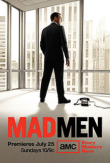 First Poster for Mad Men Season 4