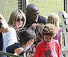 Slide Picture of Heidi Klum With Seal and Leni in New York